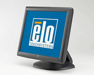 """ELO Touch Solutions 1715L 17"""" LCD Touch Screen E719160 Intellitouch NEW in Box"""