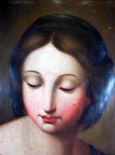 - schönes Ölgemälde  Madonna mit Jesukind - 18/19 Jhd