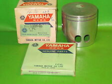 Yamaha Ct2 Ct3 175 72-73 Piston + Ring 0.25 1St Os. Oem