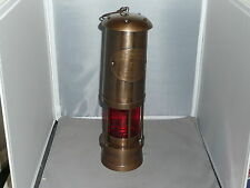"Miner""S Lamp reproduction Tall Red lens"