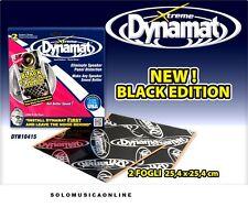 DYNAMAT EXTREME SPEAKER KIT Y10415 NEW BLACK EDITION 2 FOGLI INSONORIZZANTI