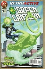 DC Retroactive Green Lantern The 90's #1-2011 vf/nm 9.0 Giant-Size Kyle Rayner