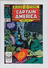 Captain America #360 (1st full appearance Cross Bones) NM+ 9.6