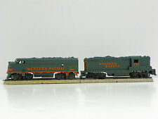"""ATHEARN - SPECIAL EDITION HO M/A """"WESTERN PACIFIC"""" F7A (PWR)/GP7(DMY) #921 & 707"""