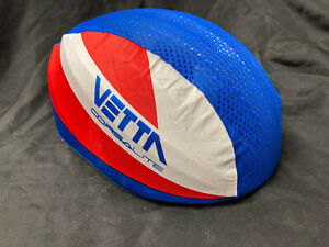 Lycra helmet covers, vintage, Specialized, Vetta, New Old Stock 80's baby YEAH!