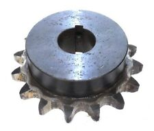 "SST 60BS16H-1-1/8 ROLLER CHAIN SPROCKET 1-1/8"" BORE WITH KEYWAY"