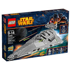 75055 IMPERIAL STAR DESTROYER star wars lego NEW legos set SEALED retired