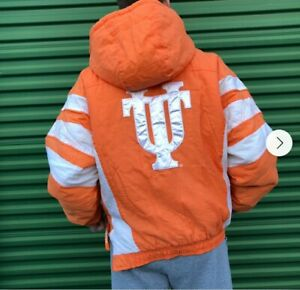 1990's Vintage Tennessee Volunteers Half Zip Pullover Starter Jacket Sz XL