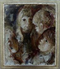 Bertil Wahlberg 1923-1980, Vier Kinder,  um 1960