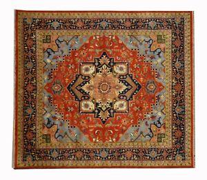 SQUARE 12 x 12 Handmade  New Seraapi Rug-1462
