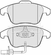 BORG BBP2052 BRAKE PAD SET DISC BRAKE Front