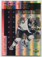 1998-99 Black Diamond Myriad 16 Brett Hull /1500