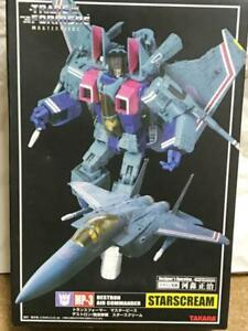 Transformers Masterpiece MP-03 Star scream Figure Japan Anime Toy Free Ship
