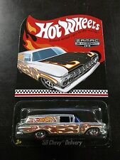 2016 HOT WHEELS '59 CHEVY DELIVERY  /  ZAMAC  /  REWARDS MAIL IN