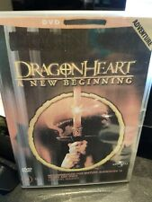 Dragonheart - A New Beginning (DVD, 2001)*Region 4*Terrific Condition