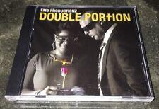 EM3 Productionz - Double Portion (2014) OOP Indie Arizona R&B Soul Gospel