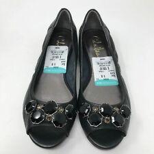Cole Haan D29583 Air Addison Black Ballet Flats Women's Shoes Size 5