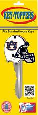 "Auburn Tigers ""Football Helmet"" Key Toppers"