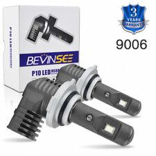 BEVINSEE 9006 For Chrysler PT Cruiser 2001-2010 LED Headlight Low Beam Bulbs Kit