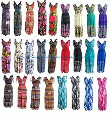 US SELLER - lot of 15 sexy summer Wholesale Beach Clothing long maxi dresses