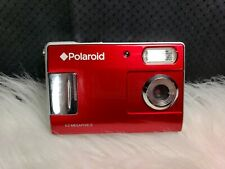 Polaroid a330 3MP Digital Camera with 1.5-Inch LCD (Red)