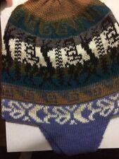Alpaca Chullo Style Hat