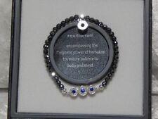 Hematite Silver Plated Fashion Bracelets