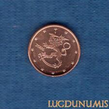 Finlande 2006 1 centime d'euro SUP SPL Pièce neuve de rouleau - Finland