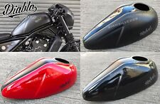 HONDA REBEL CMX 500 300 2017 TANK COVER FAIRING FULL BLACK MATT FENDER FUEL