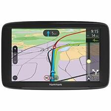 TomTom GPS Voiture VIA 62 - 6 Pouces Cartographie Europe 49 Trafic Via Smartp...
