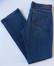 Débardeur Femme Levis Jean Bootcut Taille 12 L Bleu W30 L34 demi curve stretch (EUR 38 L)
