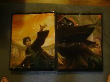 Harry Potter Tote Bag Deathly Hallows Book Cover Promo Release Voldemorte SDCC