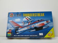 AIRFIX #03022  F 84F THUNDERSTREAK  1/72  SCALE   LQ-MM