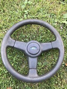 Ford Escort Mk3 /Rs Turbo Steering Wheel