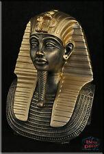 ägyptische Figur Tutanchamun Pharao Gott Statue Skulptur Dekofigur Kunstharz