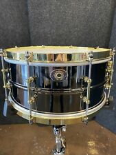 Ludwig 6.5x14 110th Anniversary Black Beauty - Floor Model