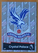 MATCH ATTAX 2018-2019  CRYSTAL PALACE CARDS; SELECT THE CARDS YOU NEED.
