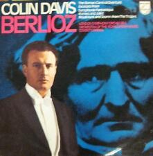Berlioz (vinilo Lp) Colin Davis realiza, - UK-6833 062-PHILIPS-EX/M