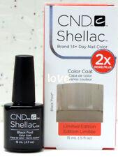 NEW! GelColor CND Shellac Gel Polish Large Size 15ml-0.5fl.oz - Black Pool