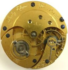 Elgin Pocket Watch Movement - Grade Lady Elgin 29 - Spare Parts / Repair