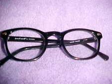 ANN KLEIN 11 MAGNIFIER EYE GLASSES  +1.50 BLACK FRAMES NEW NEVER WORN
