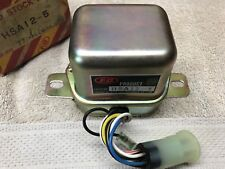 VR Voltage Regulator HSA12-5 1977 SUBARU MOST MODELS  N.O.S.