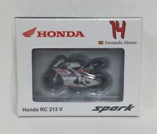 SPARK 1/43 ALONSO HONDA RC 213V MOTOGP HONDA THANKS DAY 2016 SUZUKA CIRCUIT NEW