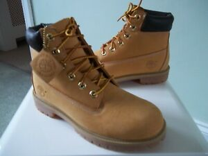TIMBERLAND CLASSIC SAND COLOUR ANKLE LENGTH BOOTS  SZ 5 M