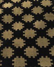 Manuel Canovas Geometric Upholstery Fabric- Madera Noisette 0.80 yd 4831-04