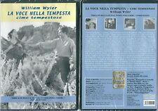 La Voce nella Tempesta. Cime Tempestose (1939) DVD NUOVO Laurence Olivier, Merle