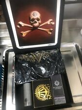 Nikko Hurtado Gold Magi Bishop rotary tattoo machine set 87/1000 lmtd edt rare