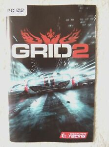 47434 Instruction Booklet - Grid 2 - PC (2012)