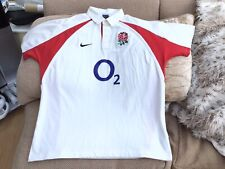 Nike England Rugby Union 2004-05 Home Supporters Shirt XL Brand New Without Tags
