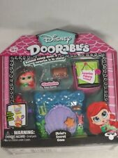 Disney Doorables Series 2 Ariel's Secret Cove Mini Display Set NEW